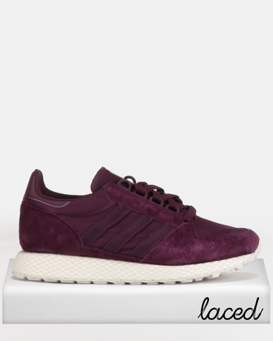 adidas Originals Forest Grove W Sneakers REDNIT/CLOWHI/GREONE