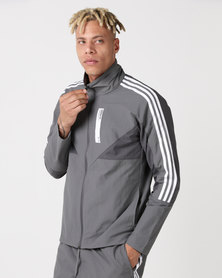 adidas Originals NMD Track Top Grey Four