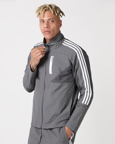 d7cf3658e5506 adidas Originals NMD Track Top Grey Four