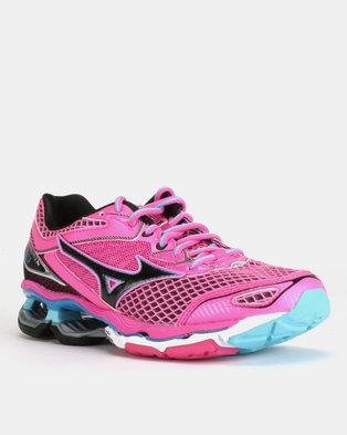 Mizuno Wave Creation Shoes Pink f5dbf561ff50f