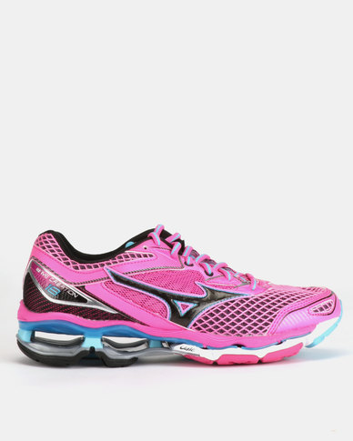 the best attitude 236a9 7b34d Mizuno Wave Creation Shoes Pink