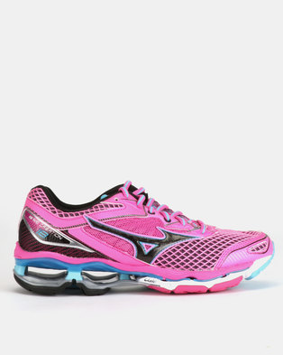 Mizuno Wave Creation Shoes Pink