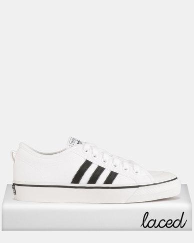 adidas Originals Nizza Sneakers FTWWHT/CBLACK/CRYWHT