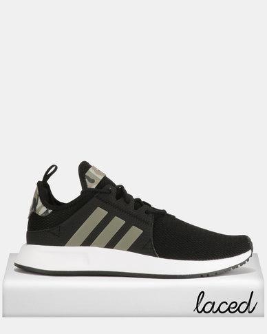 adidas Originals X_PLR Sneakers CBLACK/ASHSIL/FTWWHT