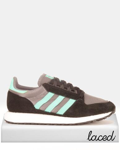 adidas Originals Forest Grove Sneakers CBLACK/HIREGR/GREFOU