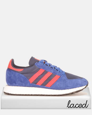 adidas Originals Forest Grove Sneakers POBLUE/HIRERE/CONAVY