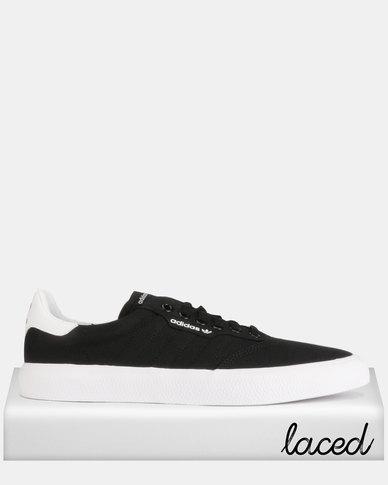 adidas Originals 3MC Sneakers Black/White