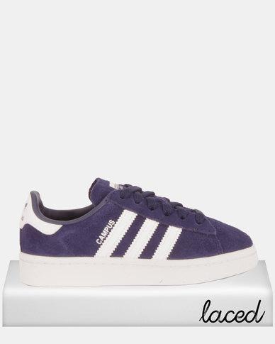 292ca3e11991 adidas Originals Boys Campus C Sneakers Blue | Zando