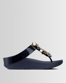 FitFlop Deco Midnight Navy