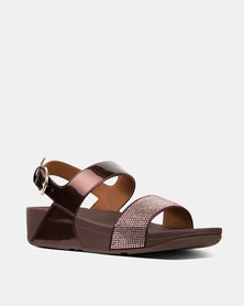 FitFlop Ritzy Sandals Berry