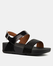 FitFlop Ritzy Sandals Black