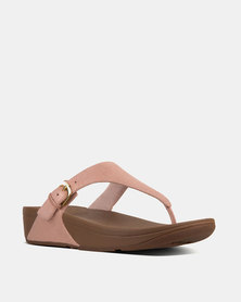 FitFlop The Skinny Glimmer Apple Blossom