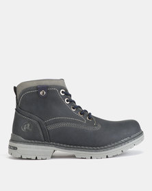 Renegade Gutsy Boots Navy