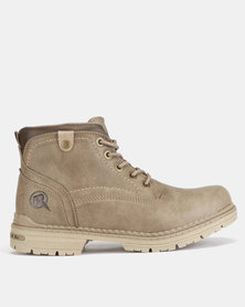 Renegade Gutsy Boots Taupe