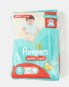 Pampers Active Baby Pants XL JP 40