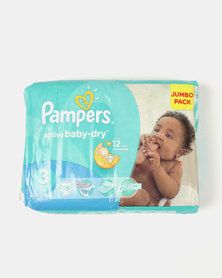 Pampers Active Baby Midi JP 76