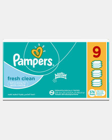 Pampers Baby Wipes Fresh 9s 9x64