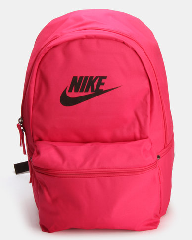 0e52ad32c2 Nike NK Heritage Backpack Pink