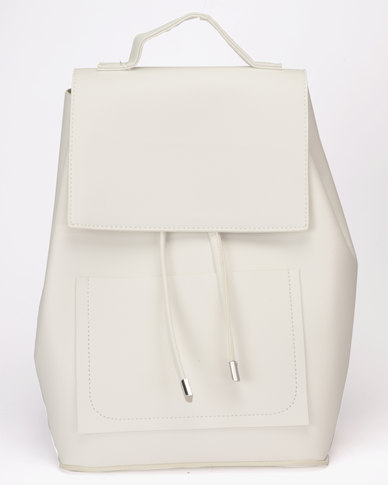New Look May Minimal Bag White