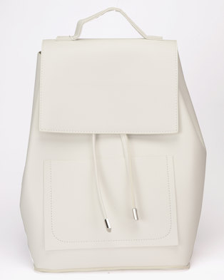 New Look May Minimal Bag White