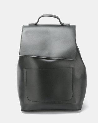 New Look Mary Minimal Bag Black