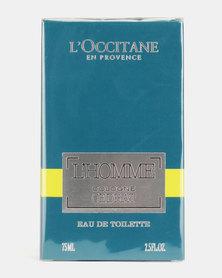 L'Occitane Homme Cologne Cedrat EDT 75ml