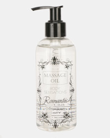 DISC A Thousand Things Romantic Massage Oil Rose & Ylang Ylang
