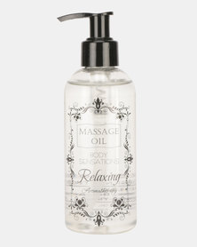 A Thousand Things Relaxing Massage Oil Lavender, Bergamot & Ylang Ylang