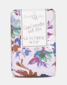 A Thousand Things Lavender And Aloe Glycerine Soap