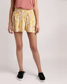 Roxy I Need Your Love Shorts Fall Leaf
