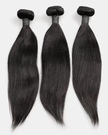 "Bliss Hair 18"" 210G Amber 3-in-1 Brazilian Black"