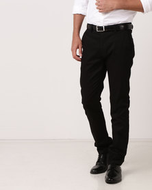 Jonathan D France Trousers Black