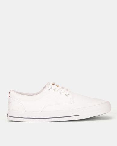 Soviet Panama Sneakers White Mono