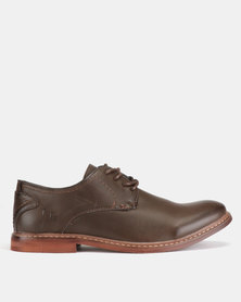 Luciano Rossi Shoes Dark Brown