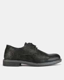 Luciano Rossi Shoes Black