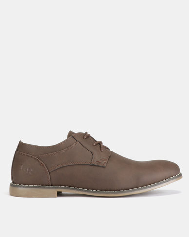 Luciano Rossi Shoes Brown