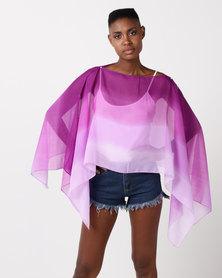 Joy Collectables Kaftan Ombre Purple