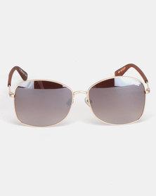 Superdry Eyewear Lori Sunglasses Gold