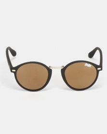 Superdry Eyewear Crescendo Sunglasses Black