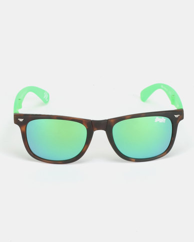 Superdry Eyewear Supergami Sunglasses Multi