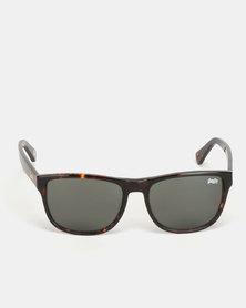 Superdry Eyewear Ni Sunglasses Dark Tortoise Shell