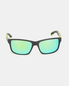 O'Neill Eyewear  Anso Sunglasses Black Multi