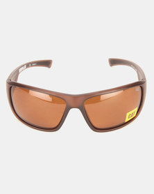 CAT Eyewear Jack Sunglasses Brown