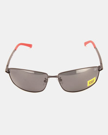 CAT Eyewear Allen Sunglasses Black/Red