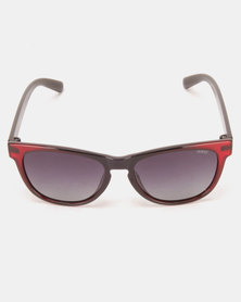 Move Boys Sunglasses Red/Black