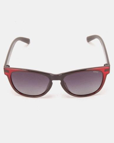 Move Boys Sunglasses Red/Black