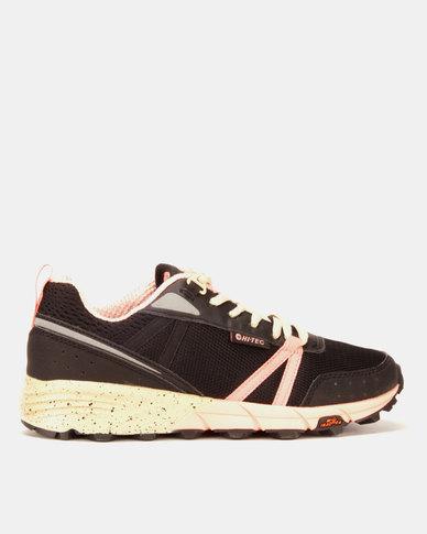 Hi-Tec Ox Trail Shoes Black