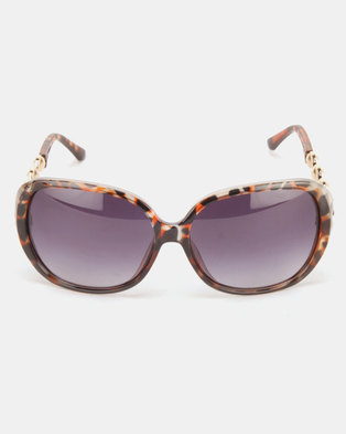 Utopia Statement Sunglasses Animal