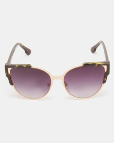 Utopia Jenny Sunglasses Animal