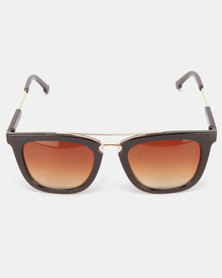 Utopia Joy Sunglasses Brown